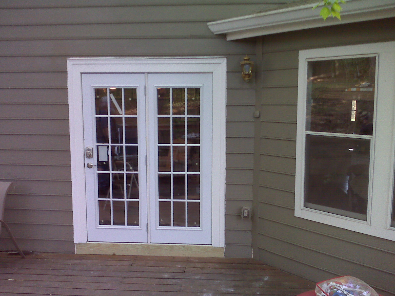 Patio French Doors Marietta Ga ...